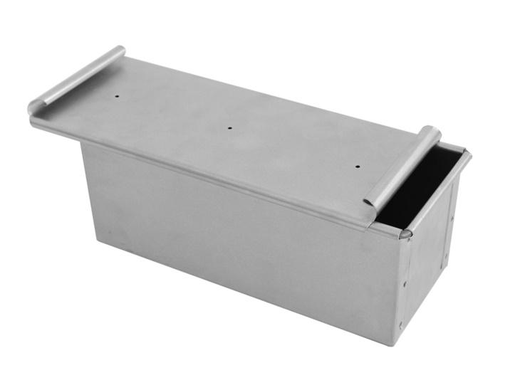 Cassetta per pan-carré