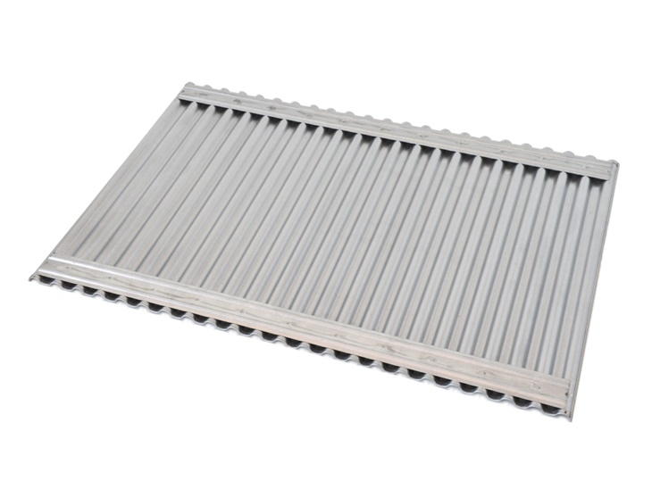 Teglia ondulata per grissini