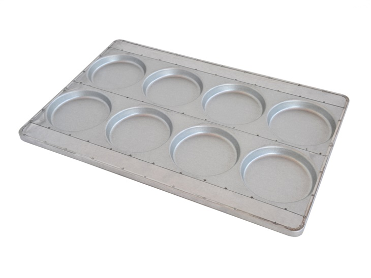 Pan for pizza & focaccia D.130/140mm