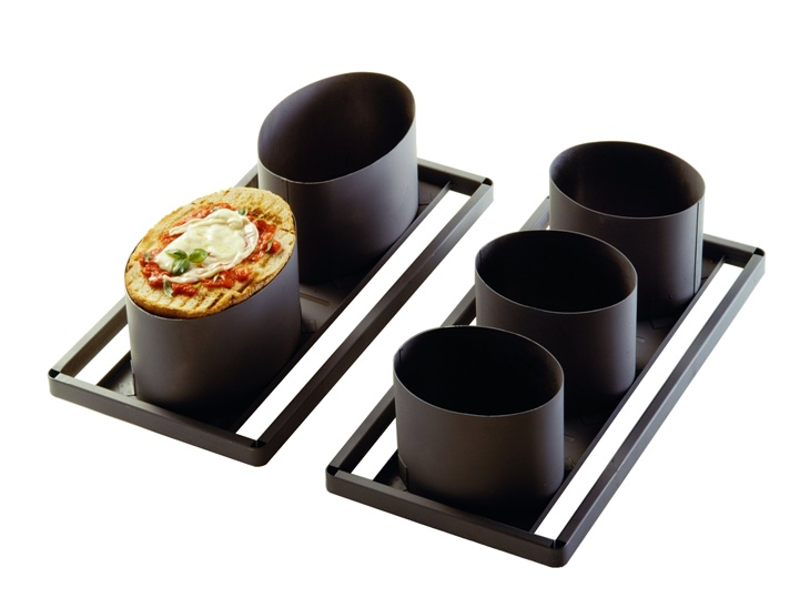 Product | Set of moulds for bruschetta