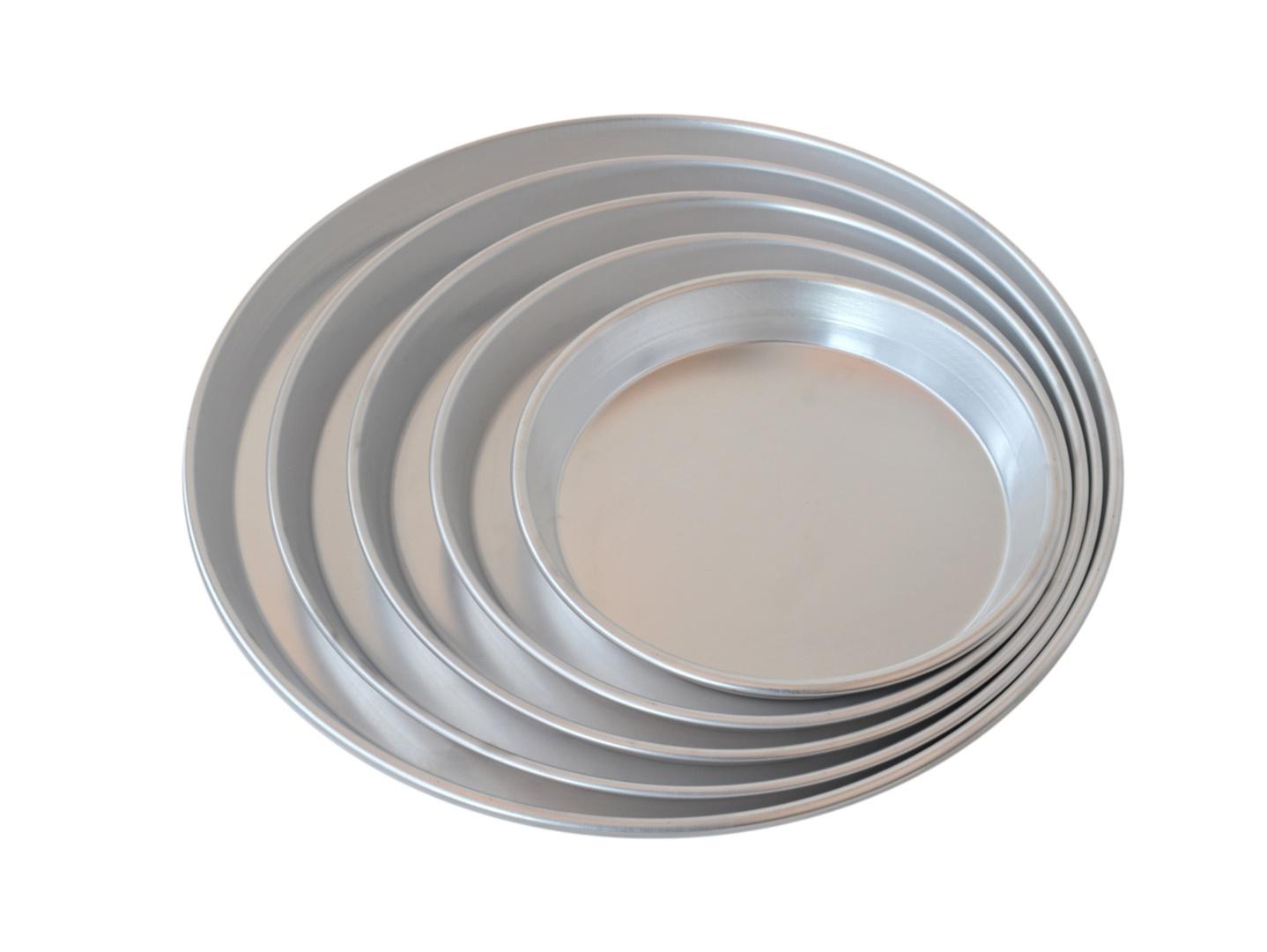 Teglie Rotonde Per Pizza Alluminio.Errepan Stampi Rotondi In Alluminio Treviglio Bergamo