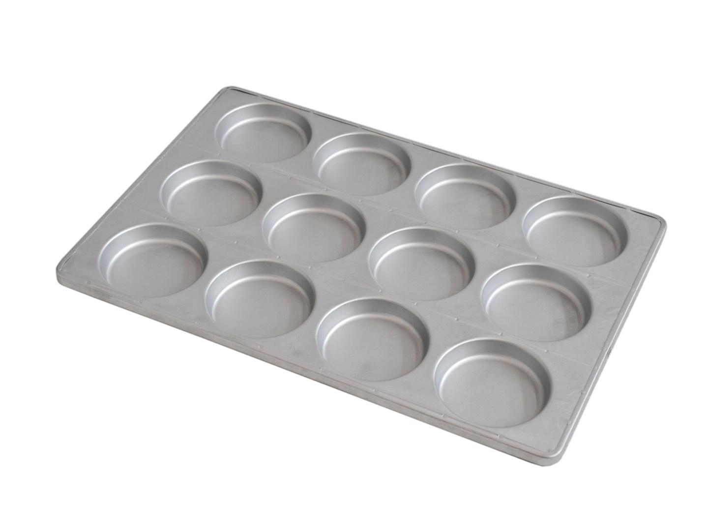 Teglie Rotonde Per Pizza Alluminio.Errepan Teglia Pizza E Focaccia D 120mm Treviglio Bergamo