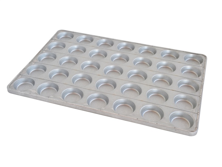 Product | Pan with moulds for tarts